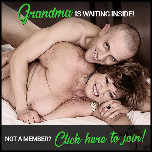 Grandma is Waiting Inside! Not A Member? Click Here to Join!